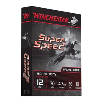 Winchester 12/70 SuperSpeed 36g #0