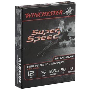 Winchester 12/76 SuperSpeed 50g #0