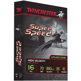 Winchester 16/70 SuperSpeed 32g #6