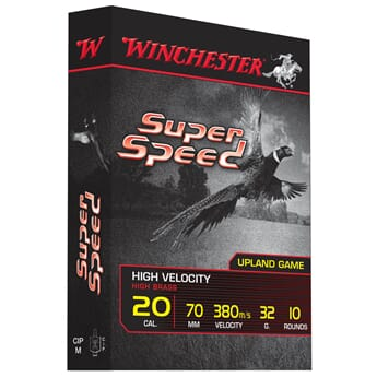Winchester 20/70 SuperSpeed 32g #5