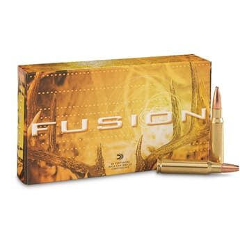 FEDERAL Fusion .223 62grs. SP
