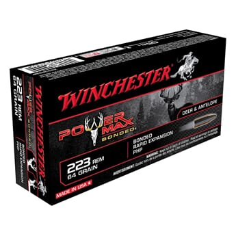 WINCHESTER 223 Rem 64gr. Power Max