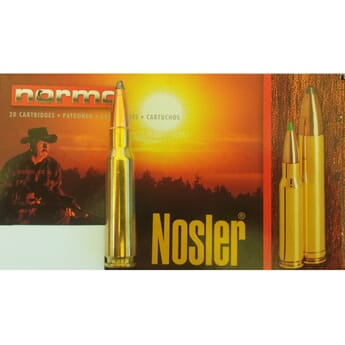 NORMA Nosler Partition 30-06 11,7 gr.