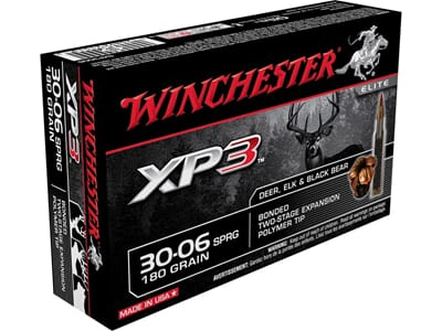 WINCHESTER 30-06 XP3 150grs.