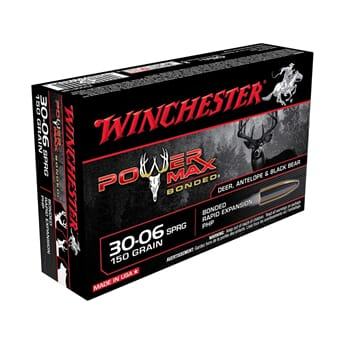 WINCHESTER 30-06 150gr. Power Max