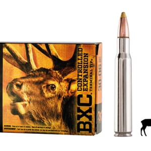 BROWNING BXC Controlled Expansion (20pk)