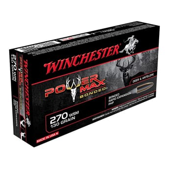 WINCHESTER 270 Win. 130gr. Power Max