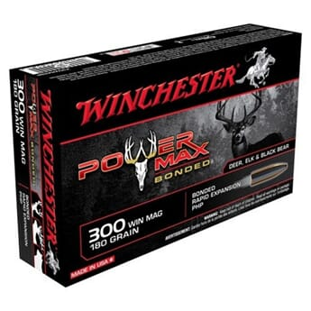 WINCHESTER 300WM 180grs. Power Max