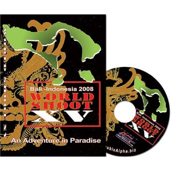 DAA World Shoot XV Bali IPSC DVD