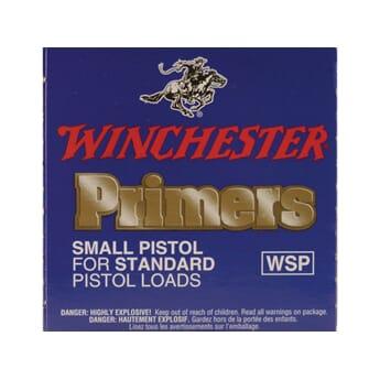 WINCHESTER Tennhetter Small Pistol #1