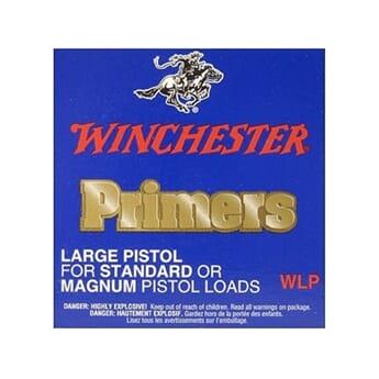 WINCHESTER Tennhetter Large Pistol #7