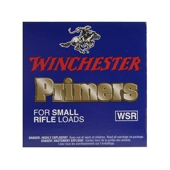 WINCHESTER Tennhetter Small Rifle #6