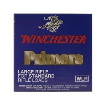 WINCHESTER Tennhetter Large Rifle #8