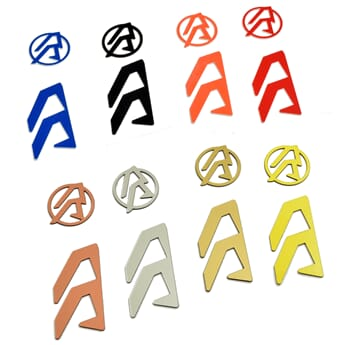 DAA Alpha-X holster logo color inlays