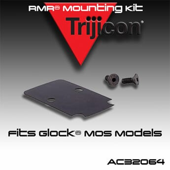 TRIJICON RMR Mounting Kit - Fits Glock MOS Models