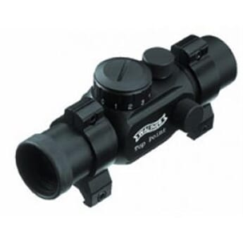 WALTHER P22 Top Point II Red-Dot Sight