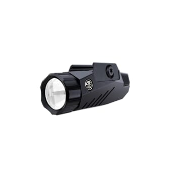 SIG FOXTROT1 TACTICAL WHITE LIGHT 100 200 300 LUMEN RAIL MOU