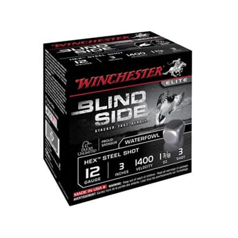 WINCHESTER Blind Side 12/76 39gr. BB