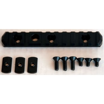 """MDT 5.0"""" Picatinnyrail with QD Sling Point"""
