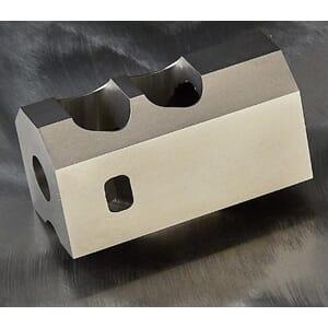 SVI Compensator .355 -3 sided Vertical Top - thread on