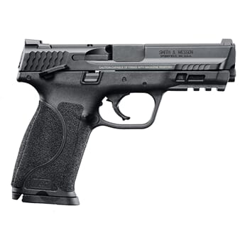 """S&W M&P9 M2.0 4,2"""" Thumb Safety"""""""