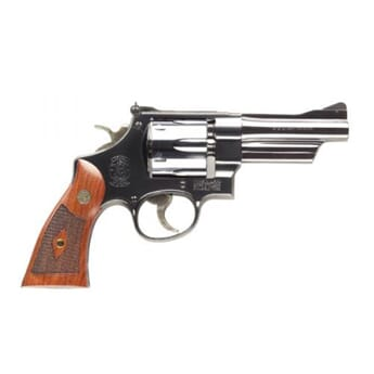 "SMITH & WESSON 27 4"" 357 Classic"