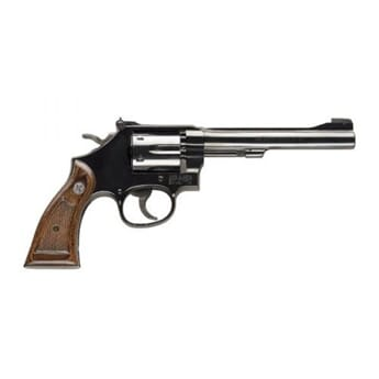 SMITH & WESSON 17 Masterpiece 22LR 6""