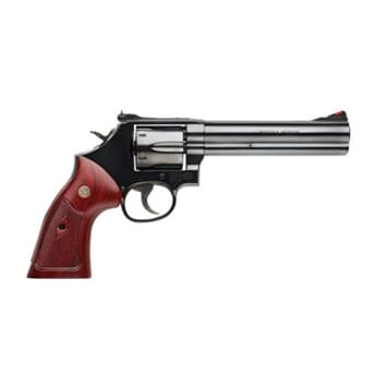 "SMITH & WESSON 586 Classic 6"" 357 Mag."