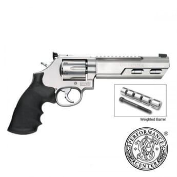 "S&W Performance Center 686 Competitor .357 Magnum 6"""