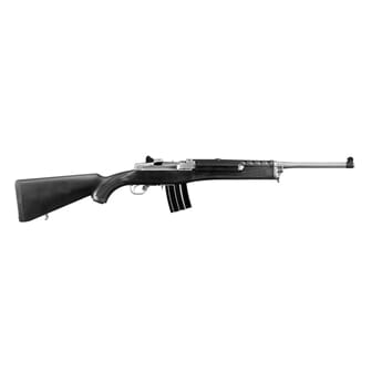 RUGER KMini-14/20P Ranch Rifle, 20-sk, rustfri/syntet 5.56 N