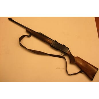 BRUKT RIFLE BROWNING BAR BAR  kal. 300 WM