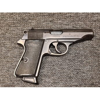 "WALTHER PP 7,65MM ""POLITI"""
