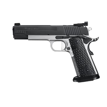 SIG 1911 9MM 5IN MAX MICHEL REVERSE 2-TONE SAO ADJUSTABLE SI