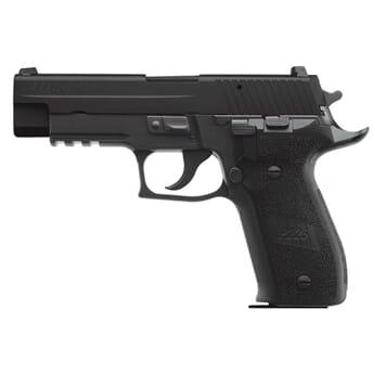 Sig Sauer P226 AL SO BT Black 9x19