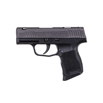 P365 9MM 3.1IN SAS BLK (2) 10RD MAG