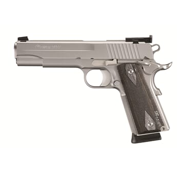 Sig Sauer 1911 Stainless Target.45 AUTO SAO