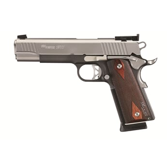 Sig Sauer 1911 Traditional Match Elite Two Tone 45ACP