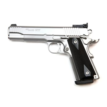 Sig Sauer 1911 Traditional Match Elite 9x19 SAO