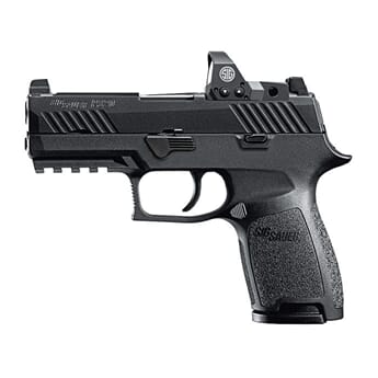 Sig Sauer P320 RX Compact 9x19