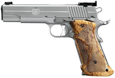 Sig Sauer 1911 Stainless Supertarget .45 ACP