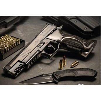 Sig Sauer P220 X-Six Skeleton 9x19 black