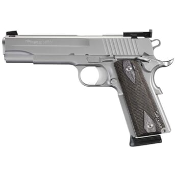 Sig Sauer 1911 Stainless Target .45 ACP