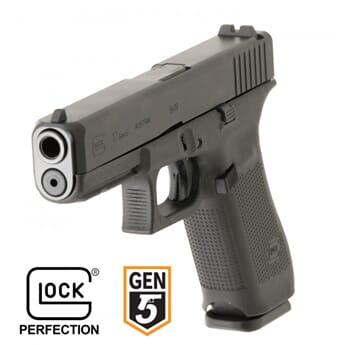 GLOCK 17 Gen 5 9x19 FXD