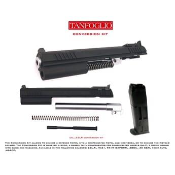 TANFOGLIO Ombyggingsett HC Custom LF 22LR