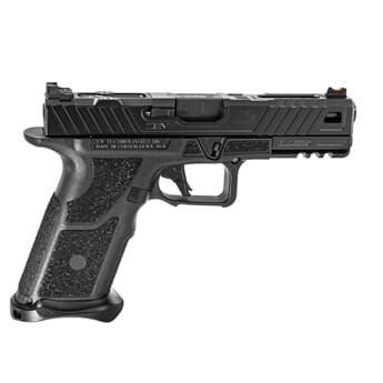 ZEV OZ9 PISTOL 9mm BLACK SLIDE AND BARREL