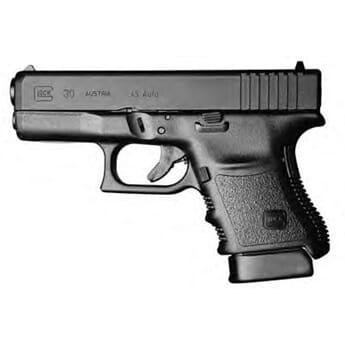 Glock 30 Gen 4  45 ACP