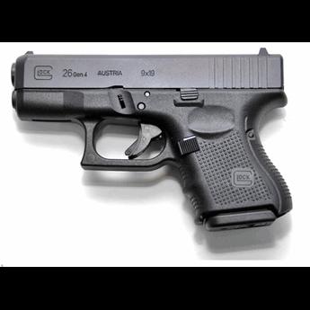 Glock 26 Gen 4  9x19