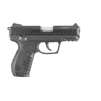 """RUGER SR22PB Polymer ramme, 10-sk mag. .22 LR 3,5"""""""