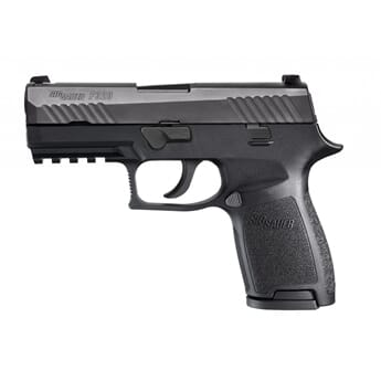 Sig Sauer P320 Compact 9x19 incl. Holster
