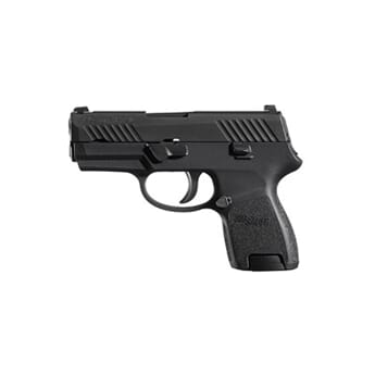 Sig Sauer P320 Sub-Compact 9mm x 19